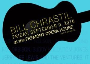 Bill Chrastil Poster